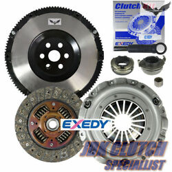 Jd Exedy Clutch And Flywheel Kit For 04-13 Mazda 3 5 2.0l 2.3l 2.5l Non-turbo