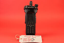 Motorola Apx7000xe Uhf R2 450-520mhz And 700/800mhz + Fppandnbsp+ 5 Algoand039s No Tag