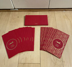Lunar Chinese New Year Red Gold Packet Envelopes New 18 Pieces