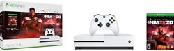 Xbox One S 1tb Console - Nba 2k20 Bundle - [discontinued]