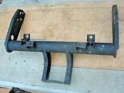 Very Nice Used Corvette Original Front Bumper Bar To Frame Extension 1973-74