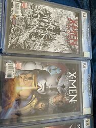 Marvel The Messiah Complex Lot Incomplete.