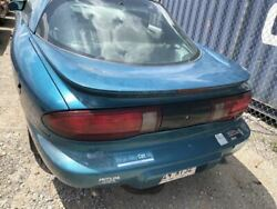 Trunk/hatch/tailgate Trans Am Moulded-in Spoiler Fits 93-02 Firebird 1112181