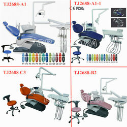 Computer Controlled Portable Dental Unite Folding Chair Tj2688 Series With Gift