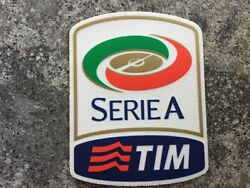 Fw15 Stilscreen New Patch Serie A Tim Lega Football 2015-2016 Badge Patch