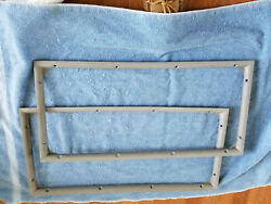 Pair Of Ford Model A Rear Window Frames