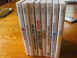 Wii Game Games Lot Kids Great Clean Nice