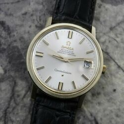 Omega Constellation Chronometer Original Dial Automatic Vintage Watch 1967's