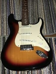 Fernandes Le-1z Superb Beauty Stratocaster 2007 Deadstock 3s Low String High Mai