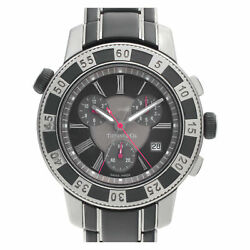 And Co. Resonator Mark T-5 Steel 42.0mm Watch
