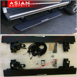 For Mercedes Benz G Class W463a W464 Electric Side Step Running Boards G63 18+
