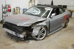 Tailgate / Trunk / Decklid For Audi S5 Gry Conv Top Cover Only