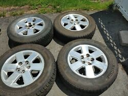 2004-2010 Toyota Sienna 16 Inch Rims And Tires Great Shape