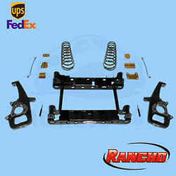 Suspension Lift Kit Rancho For 2012 Ram 1500 Big Horn 4wd