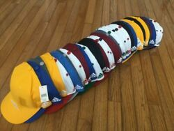 New Adidas Authentic Lot Of 48 Baseball Cap Hat Wholesale Assorted