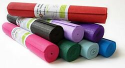 Kid Size Yoga Mat - 24x60x3/16 Lots Of Colors Non Toxic Bean Products.