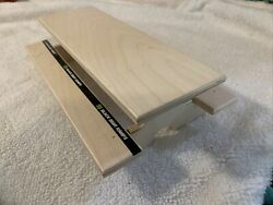 Large Cades Cove Picnic Table Finger Board Ramp By Black Bear Finger Board Ramps