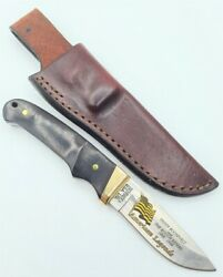 Vintage / Rare Schrade Old Timer Usa Limited Edition Ph1 Fixed Blade Knife