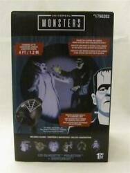 New Gemmy Universal Movie Monsters Led Projection - 6 Slides - Covers 4 Ft