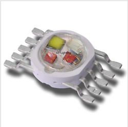 15watt Rgbwy Red Green Blue White Yellow 5in1 10pin High Power Led Light Lamps