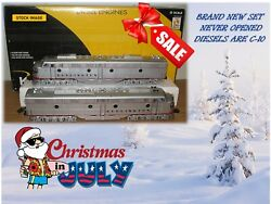 New In Factory Sealed Box K-line 28131 E8 Aa Cbandq Diesels Tmcc Rs-2.2 Very Rare