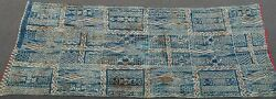 Antique Textile/weave African Africa Cameroonian Tribal Bamileke 1950
