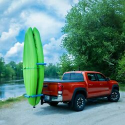 Hitch Mount Kayak Rack Can Be Used For Rv's And Trailers Made In America