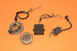 1995 94-96 Kx250 Kx 250 Electrical System Cdi Stator Flywheel Igntion Coil Wire