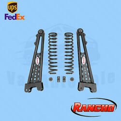 Leveling Kit Suspension Front 2.5lift Rancho For Ford F-250 Superduty 4wd 11-17