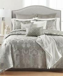 Martha Stewart Collection Chateau Antique Filigree 14 Pc Cal King Comforter Set