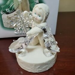 Snowbabies A Baby For Everyday Sunday's Child Is Special In Every Way Dept 56 03