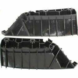 Bumper Bracket Set For 2014-2018 Infiniti Q50 Stiffener Front Left And Right 2pc