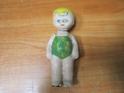 Vintage Collectible Antique Children's Old Toy Baby Dolls Ussr Doll Russian