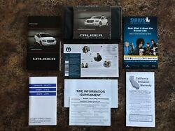 2011 Dodge Caliber Owners Manual W/ Case And Dvd W/ Supplements - A