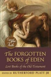 The Forgotten Books Of Eden, Brand New, Free Shipping In The Us