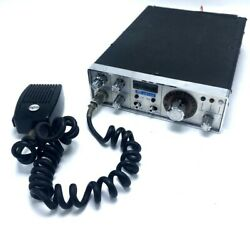 Vintage 1970s Pace Cb145 23 Channel Cb Radio 2 Way Transceiver Preowned + Clean