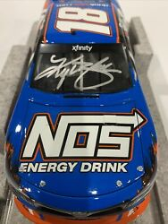 2016 18 Kyle Busch Nos Energy Nationwide Series Autographed Version