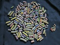 Whole Sale 168 Old Millefiori Venetian Trade Beads Mix Variety Cheap Don't Miss