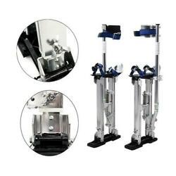Drywall Stilts Highest Quality Taping Finishing Adjustable 15 To 23 Practical