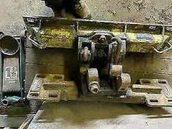 Semi Truck Tractor Decking Saddle, Saddles Piggy Back Tow Fifth Wheel Frame Deck