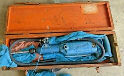 Airetool Model 335 Air Tool 335 Rpm Internal Tube Cutter Ferrous And Stainless