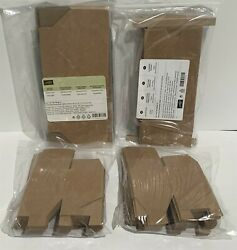Stampin Up Favor Boxes Treat Bags Cafe Gift Wedding Birthday Party Food Lot Of 4