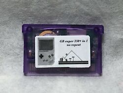 Gba - Gameboy Super 350+ In 1 No Repeat Game Cartridge Only