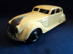 Dinky Toys 1940's Rare Chrysler Airflow Saloon No 30a N/mint Superb Wow