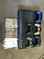Sony Playstation 4 Ps4 Pro 2tb 500 Million Limited Edition Console - With Box