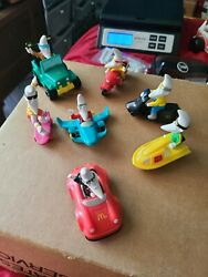 Vintage 1988 7 Mac Tonight Mcdonalds Happy Meal Outside Sports. Great Coll.