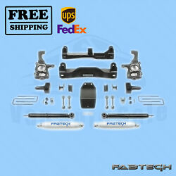 4 Basic System Fabtech For Ford F150 4wd 2009-13