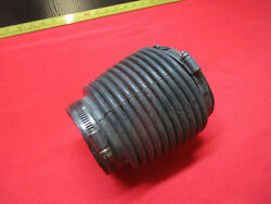 1985-1989 Camaro 305 350 Tpi Air Intake Dust With Clamp