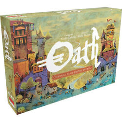 In Hand Oath Chronicles Of Empire And Exile Board Leder Games Retail Edition