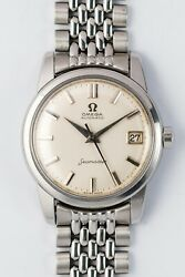 Omega Seamaster 2849.2sc Automatic Winding Vintage Watch 1958's Overhauled
